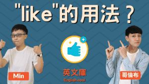 Read more about the article 「like」的用法是?接 to V. 還是 V-ing?